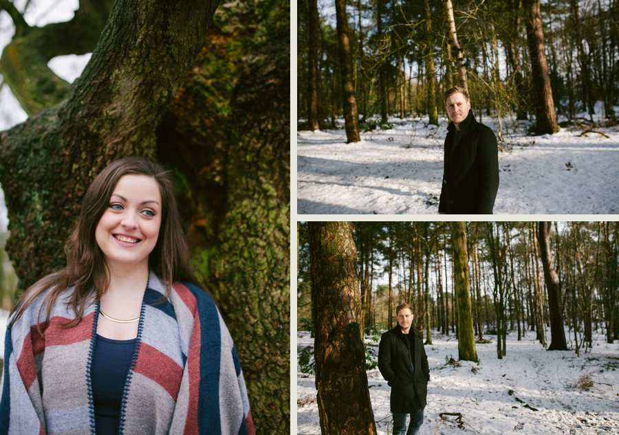 Somerset wedding photographer Sam and Pete engagement shoot 13