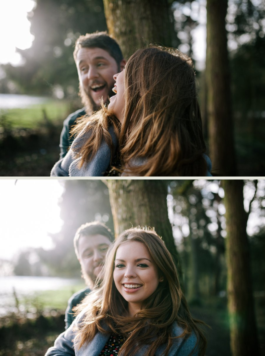 Somerset wedding photographer Lucy and Lee engagement shoot 2