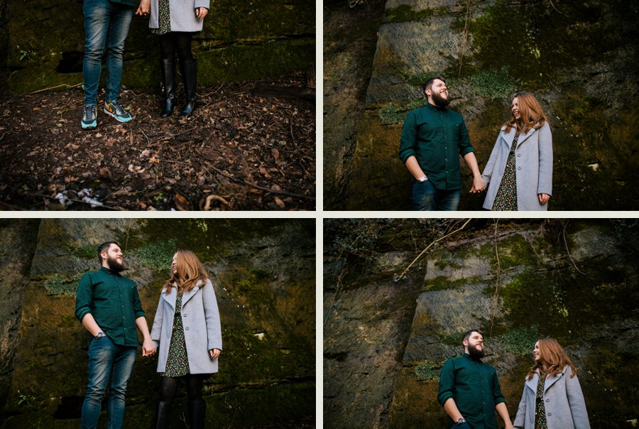 Somerset wedding photographer Lucy and Lee engagement shoot 5