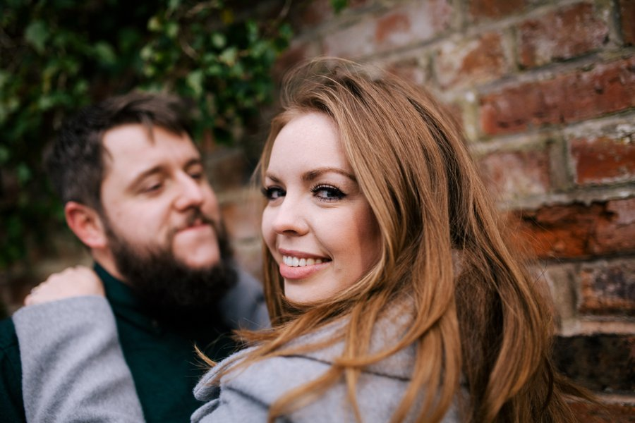 Somerset wedding photographer Lucy and Lee engagement shoot 17