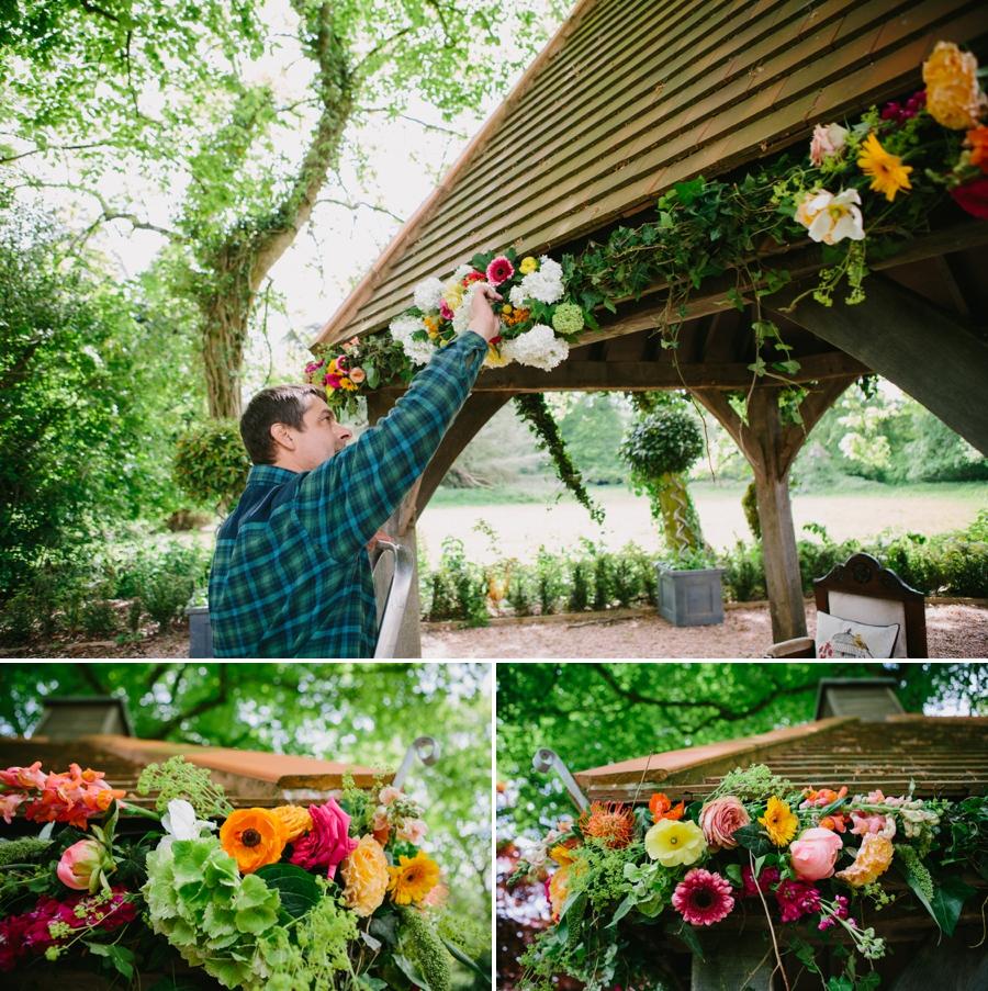 Somerset Wedding Photographer Huntsham Court Wedding Julie & Chris 13