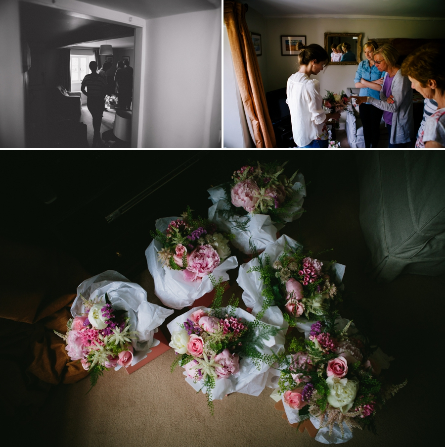 Somerset wedding photographer compton pauncefoot wedding Laura and Chris 2