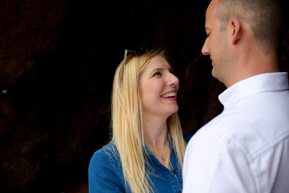 Salcombe Wedding Photographer Hope Cove engagement shoot 03