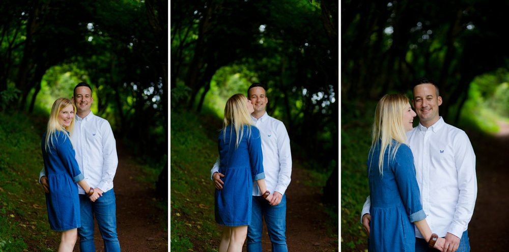 Salcombe Wedding Photographer Hope Cove engagement shoot 08