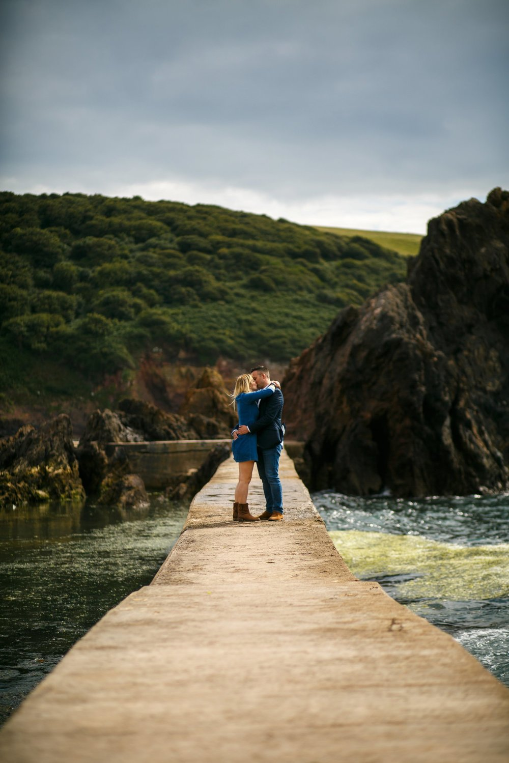 Salcombe wedding photographer Heather and Dale Hope Cove_0016.jpg