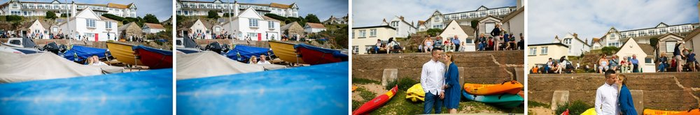 Salcombe wedding photographer Heather and Dale Hope Cove_0017.jpg
