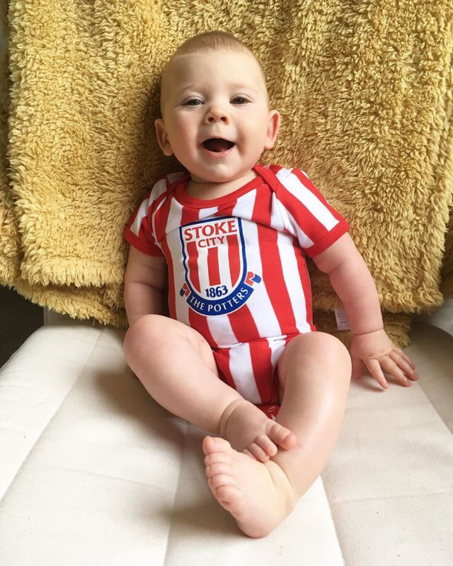 Proud to be a Potter #scfc #stokecity #utmp #delilah #