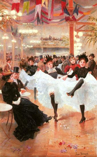 Jeune Le Cafe De Paris