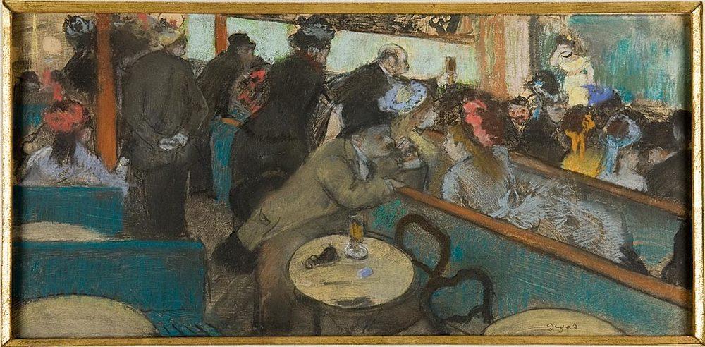 Edgar G Degas