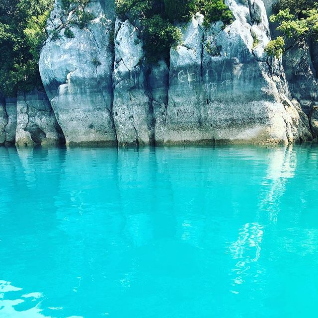 Turquoise water #justbeautiful #holiday