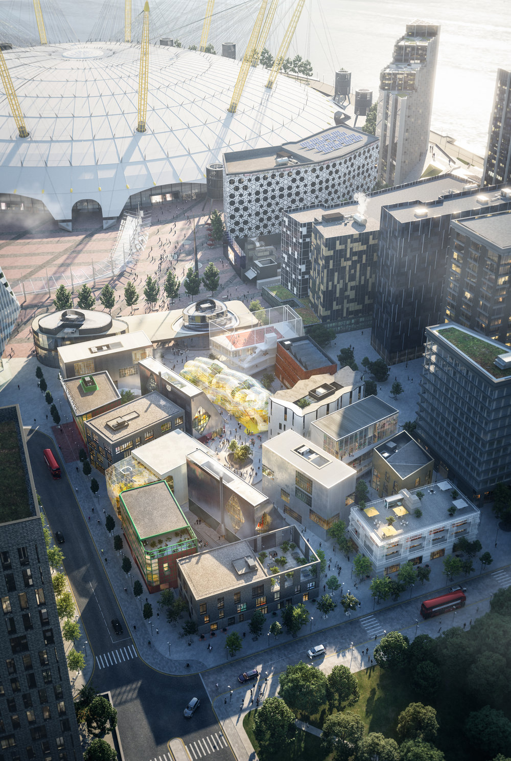 The Design Distrct from above_Greenwich Peninsula_©Knight Dragon.jpg
