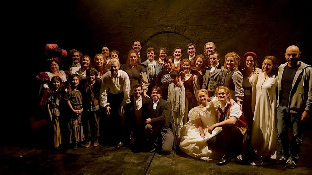Les Misérables with Miss Lea Salonga
