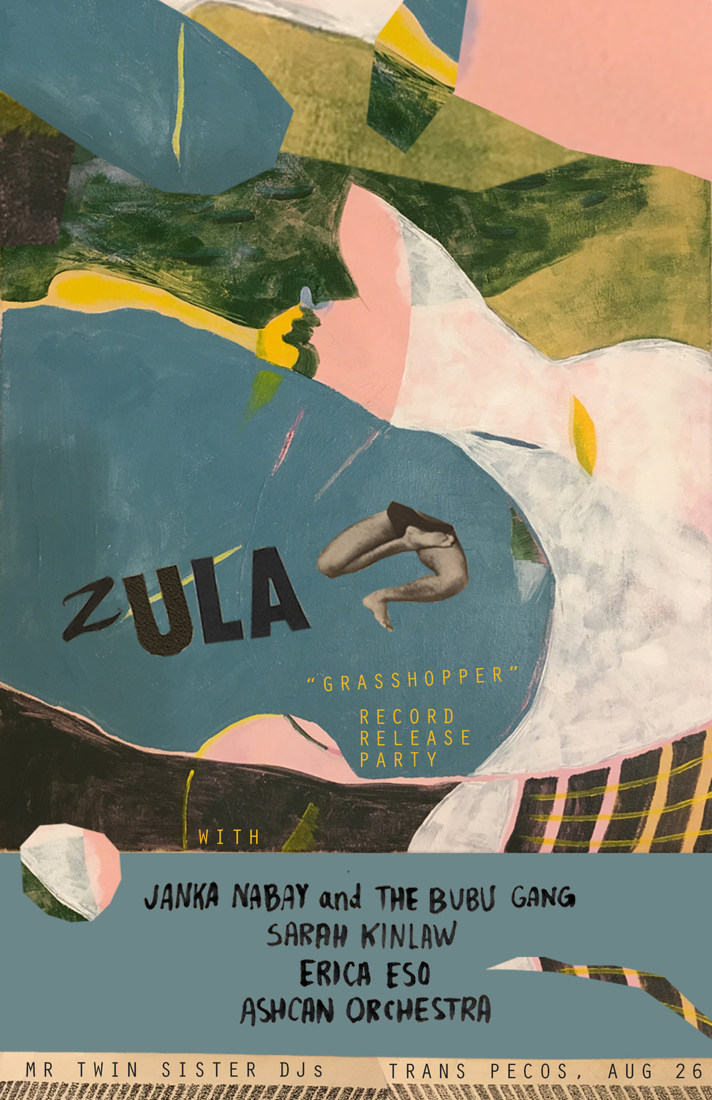show poster, 2016