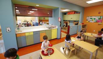 Facility Highlights — The Suzuki School: A Preparatory Preschool ...