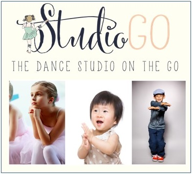 Dance is with Studio Go; click the image to be taken to registration!