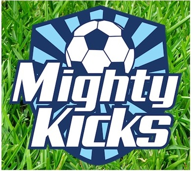 Soccer is managed by Mighty Kicks; click the image for the link to register!