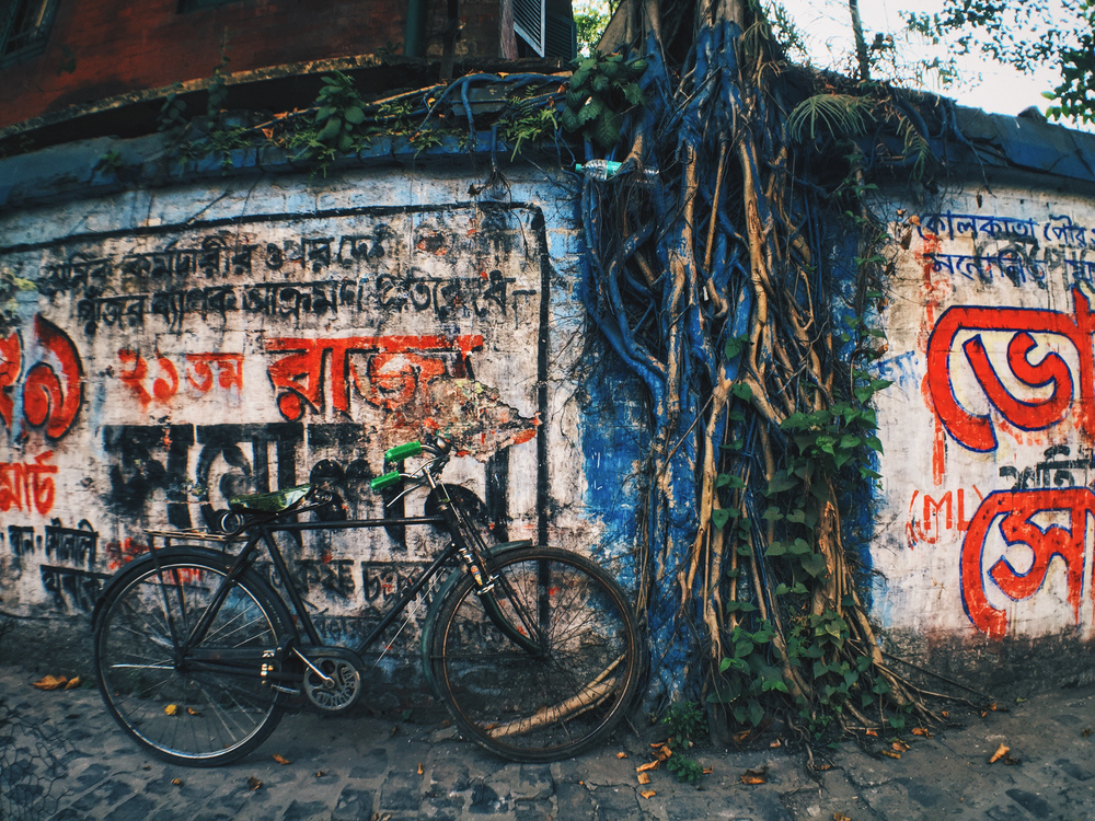 Strand Road, Kolkata. Shot on iPhone 6 with the IMVIO Wide lens.