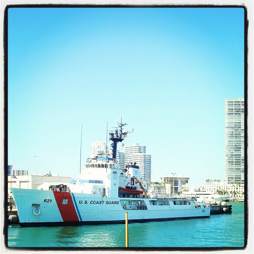 Coast Guard Cutter Valiant