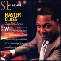 Savoy :  Master Class with Wynton Marsalis