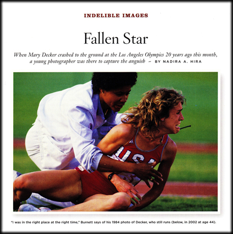 Smithsonian :  Indelible Images—Fallen Star