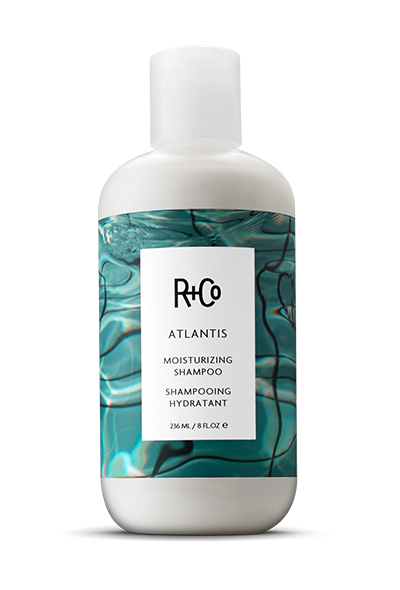 <b> ATLANTIS</br> </b>Moisturizing Shampoo <br> <i> For Hair In Need Of Maximum Moisture</br><br>$28.</i></br>