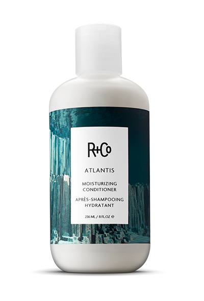 <b> ATLANTIS </b></br>Moisturizing Conditioner <br> <i>For Hair In Need Of Maximum Moisture</i></br> <br> <i> $28.</i></br>