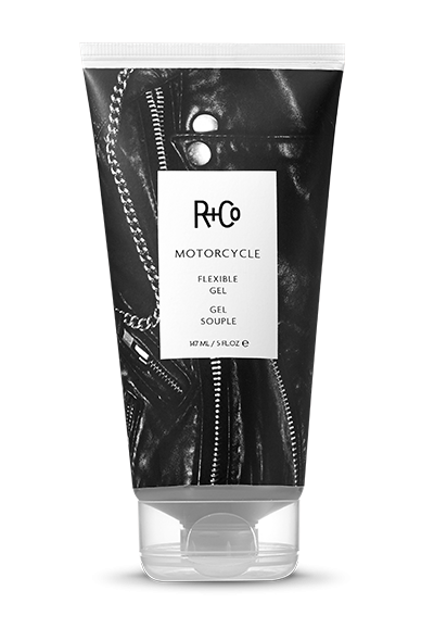 <b> MOTORCYCLE </b> <br>Flexible Gel</br><i>The support And Control Of A Gel With <br>The Flexibility And Shine Of A Wax</br> $26.</i>