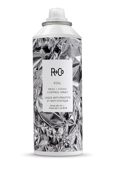 <b>FOIL</b></br>Frizz + Static Control Spray</br></i>No One Likes Frizzy Hair Ditto For Static Cling.</br> So If You're Looking To Foil Your Hairs Worst Enemies,</br> Look No Further</br>