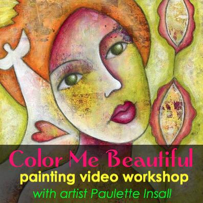 Color Me Beautiful - video workshop