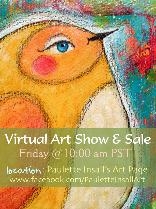 Virtual Art Show & Sale