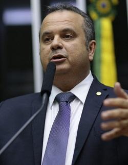 Rogério Marinho, Deputado Federal (PSDB-RN) e Relator da Reforma Trabalhista