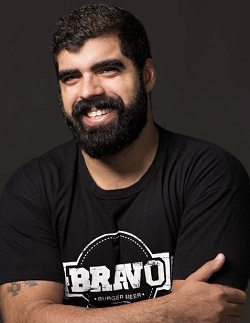 Rafael Zacarias, Bravo Burger and Beer (BA)