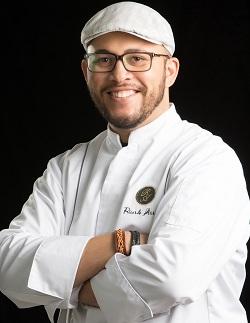 Ricardo Arriel, chef chocolatier, patissier e boulanger (DF)