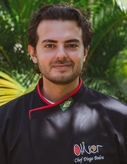 Diego Badra, Restaurante Oliver (DF)