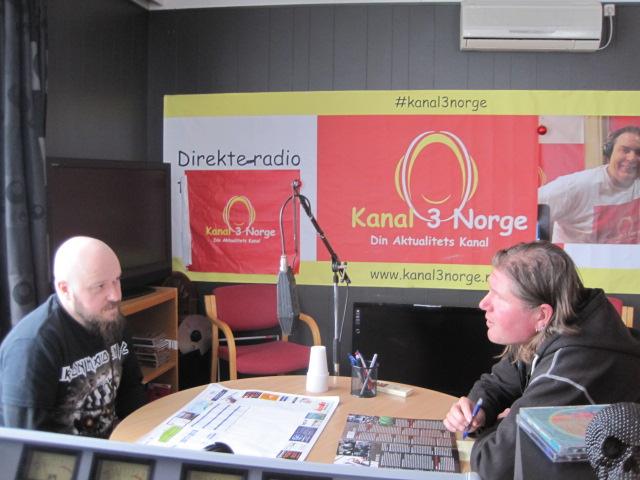 Runar Petteresn & Knut Ivar Jacobsen