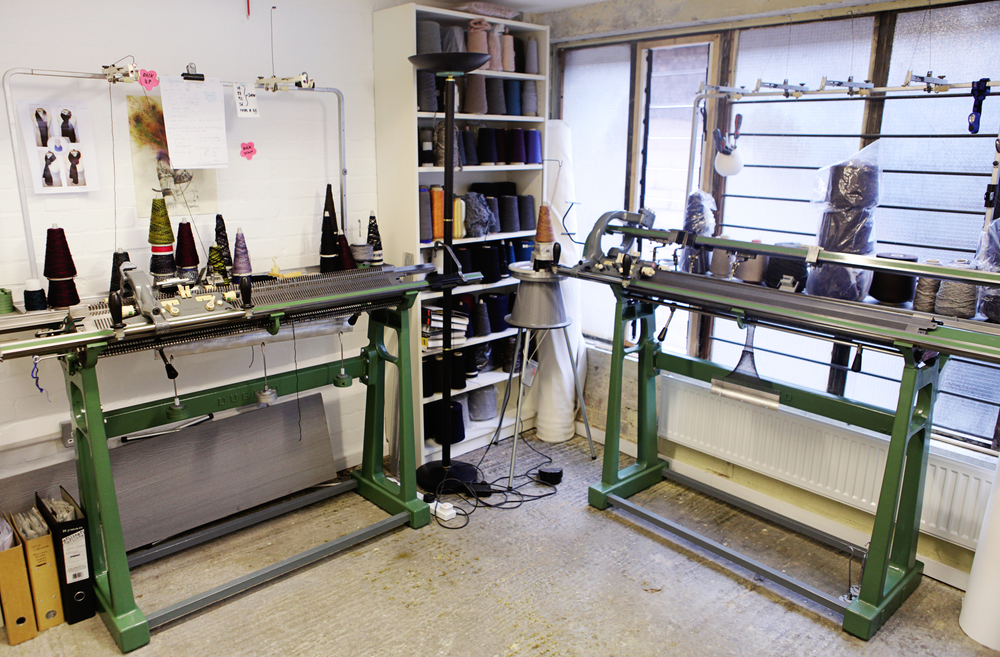 Industrial Knitting Machines