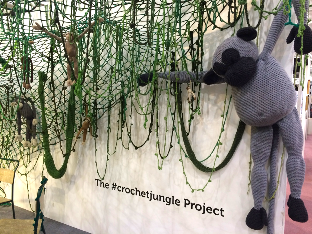 The Crochet Jungle Project