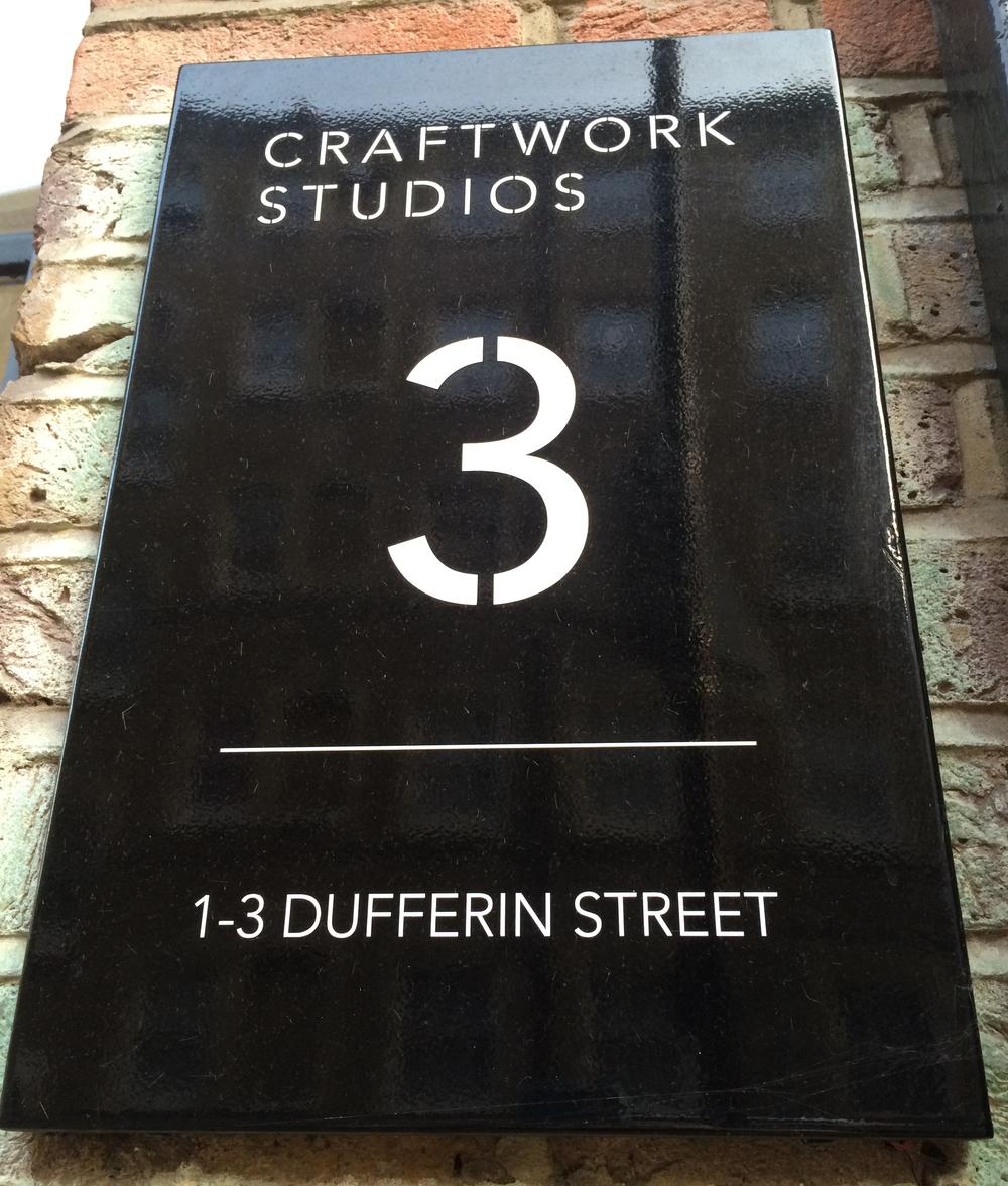 DreamSpace Gallery, 3 Dufferin Street
