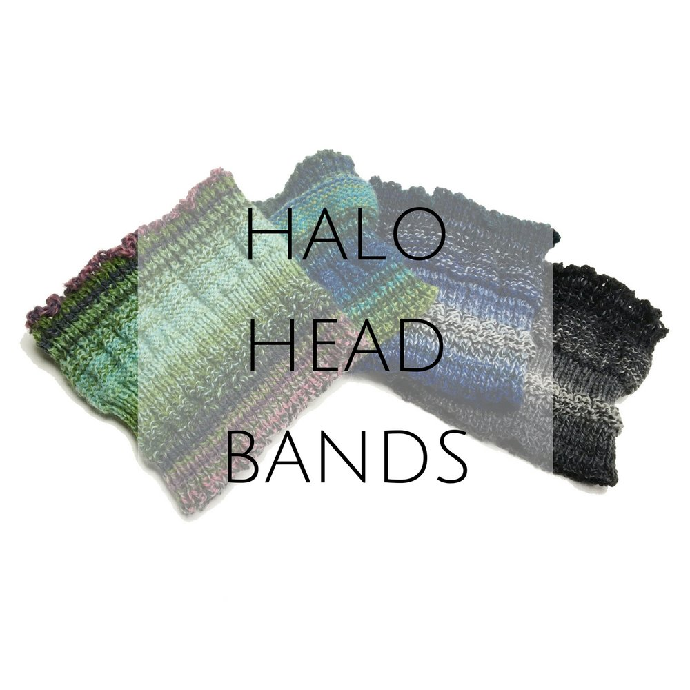 HALO HEAD / NECK BANDS