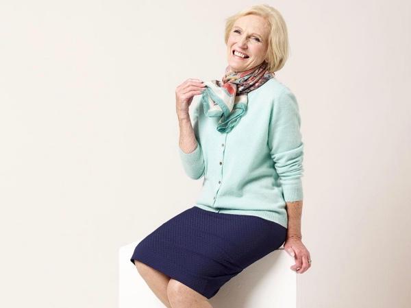 British national treasure, Mary Berry CBE will open the Wool Fair 2017