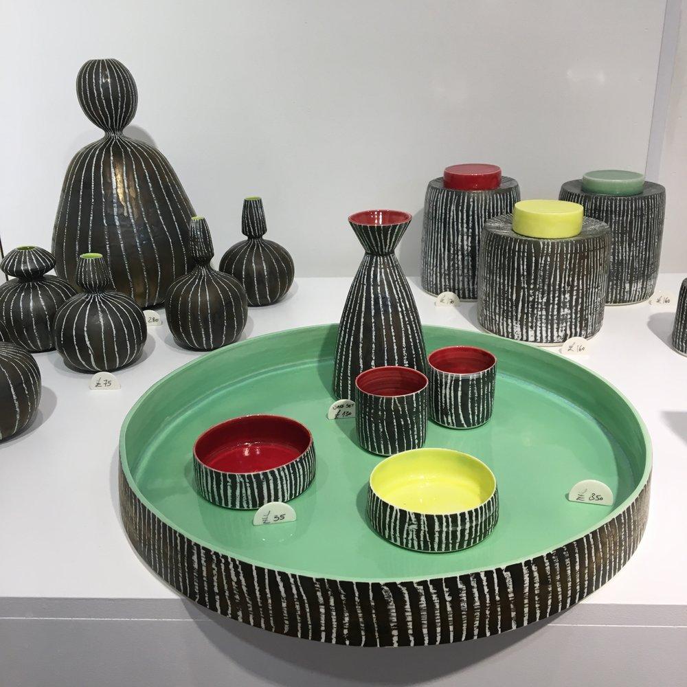 Ceramics by Katharina Klug