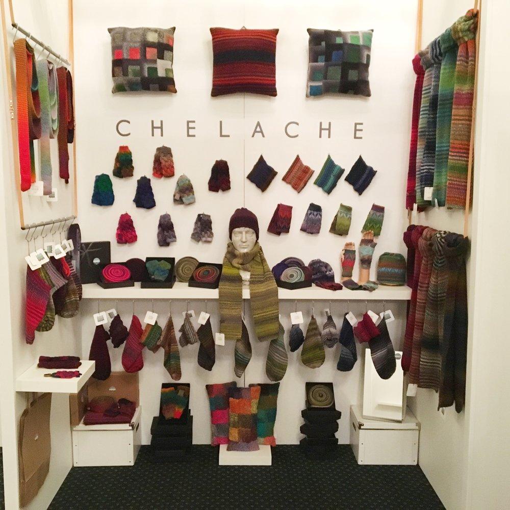 The CHELACHE stand