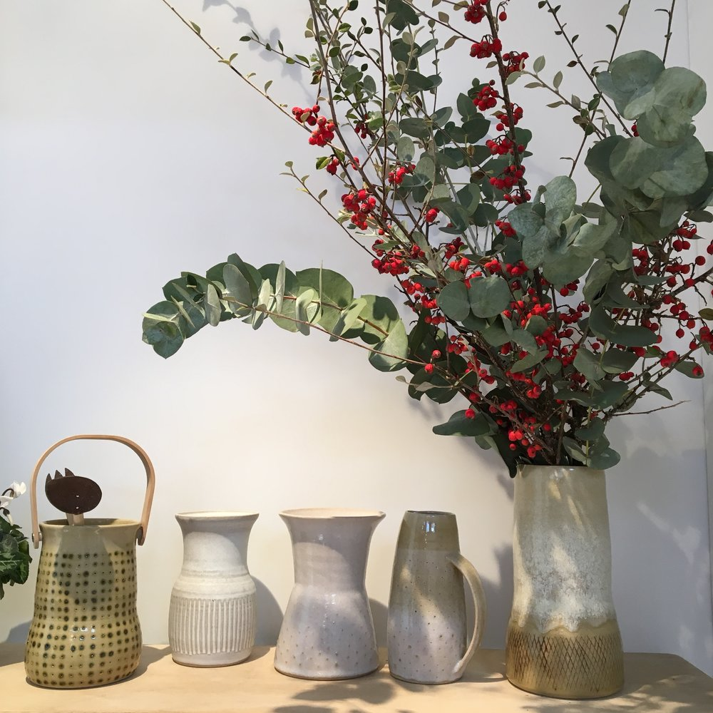 Ceramics by Elizabeth Renton