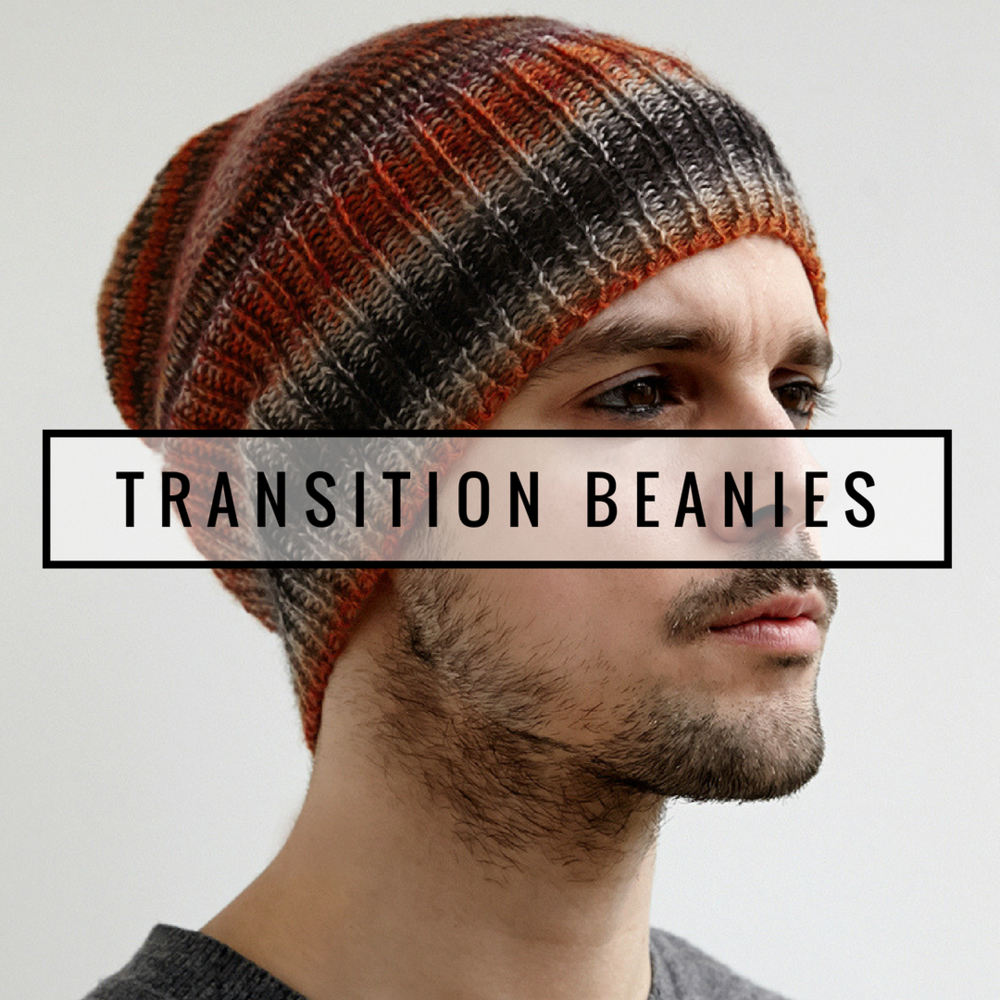 TRANSITION BEANIE HATS