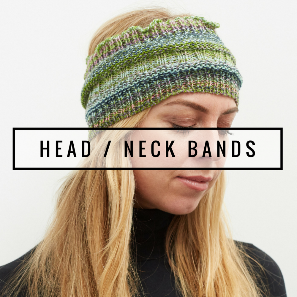 HALO HEAD / NECK BAND