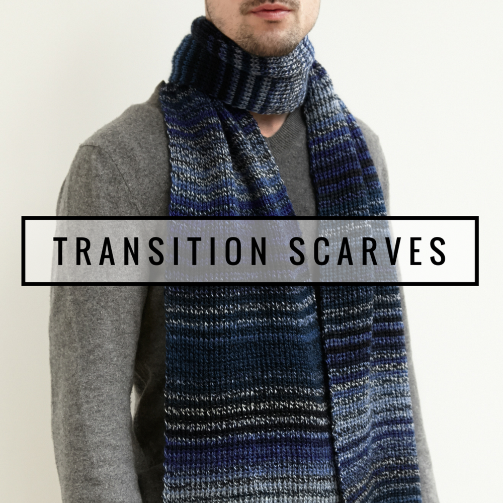 TRANSITION SCARVES