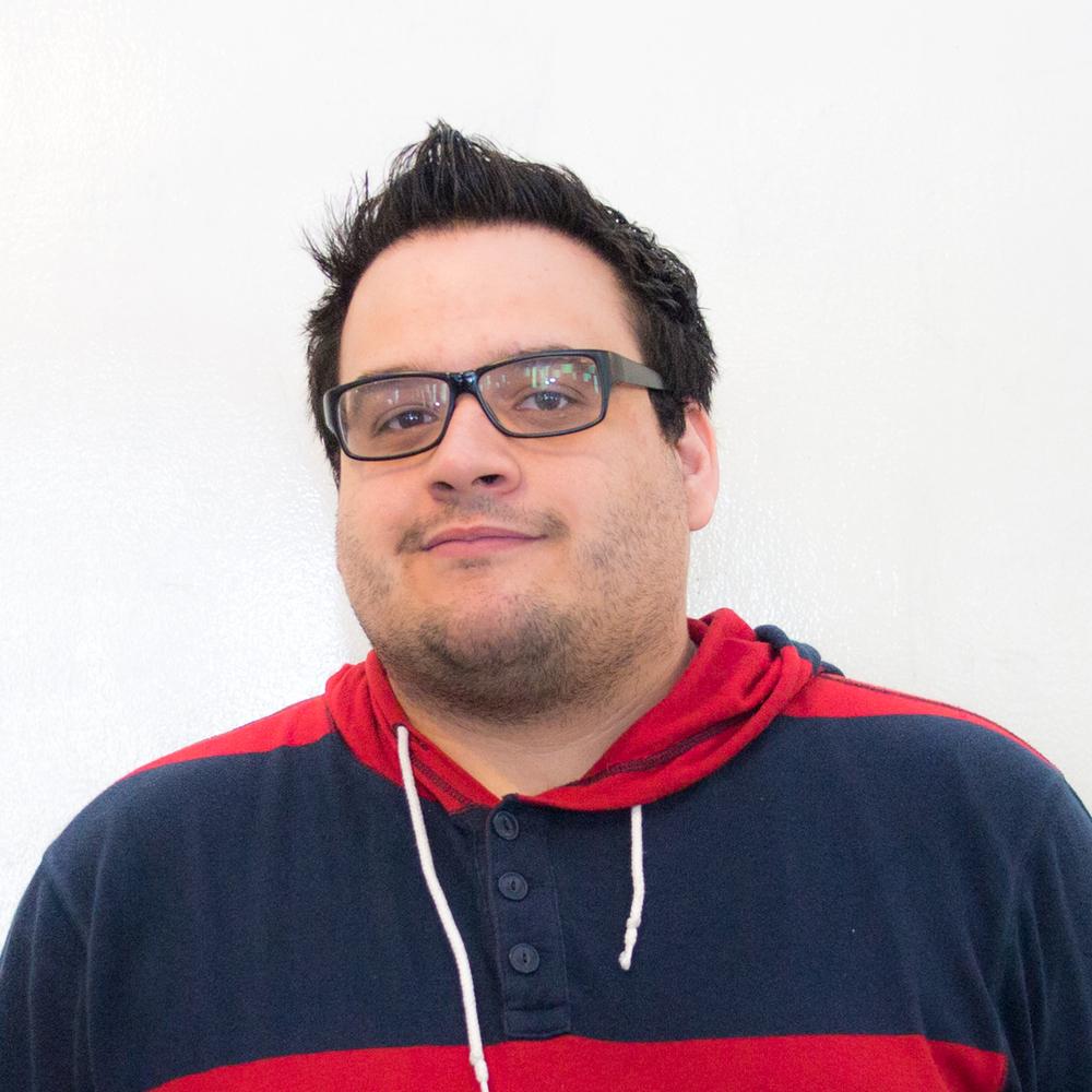 <h3>Tony Rivera</h3>PR Coordinator<br>