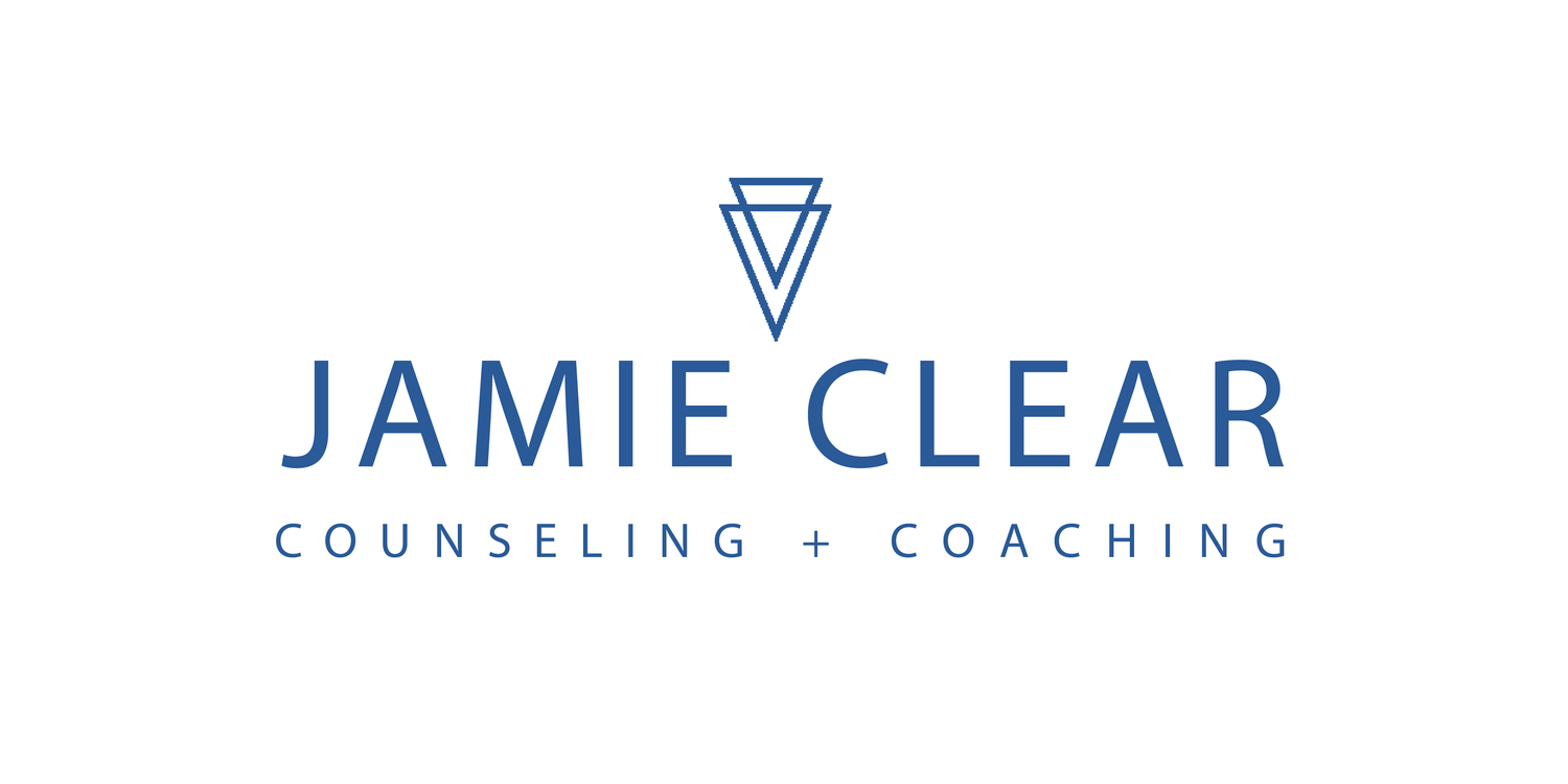 Jamie Clear Counseling + Coaching