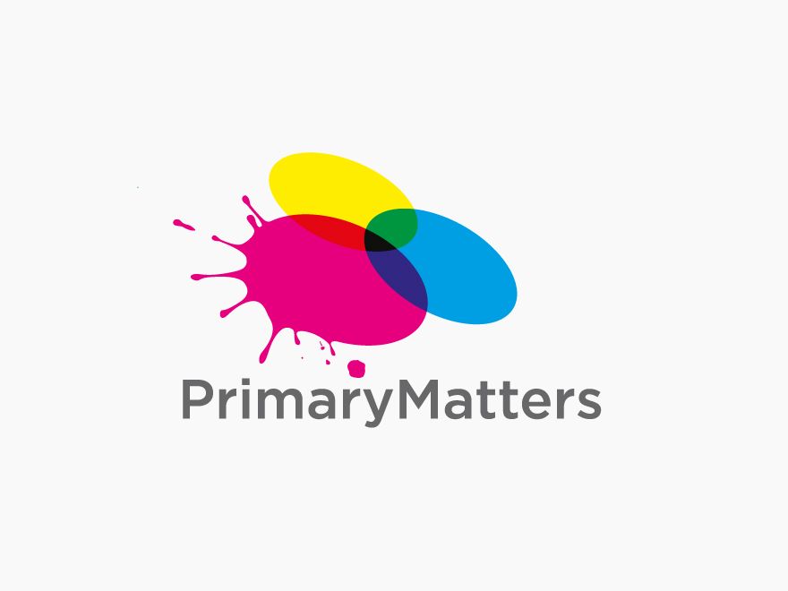 Primary Matters logo design