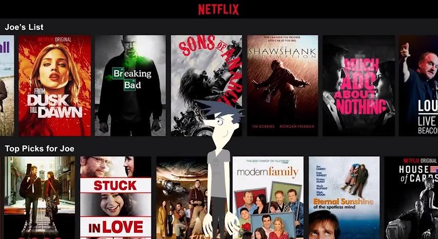 Netflix Taggers
